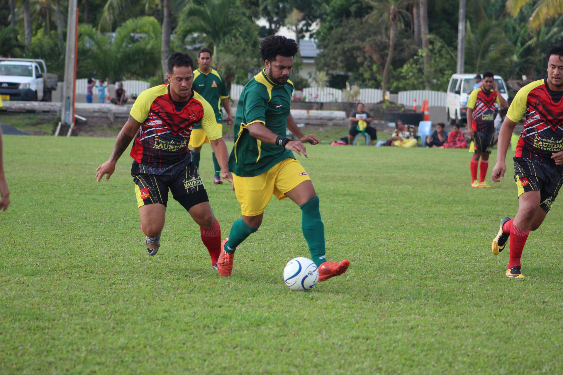 Rarotonga Football Season - 31st JULY